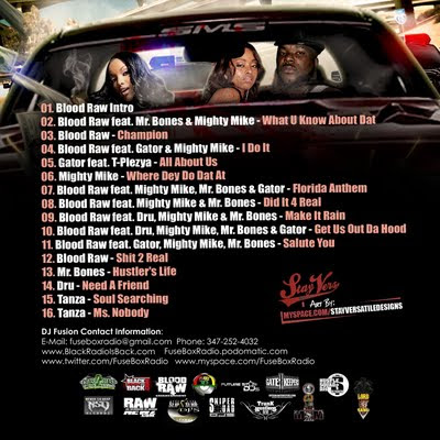 download: d.o.f.g. (death of fake gangsters) vol. 1 blood raw's news, blues and views mixtape