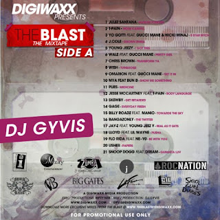 download: digiwaxx presents dj gyvis the blast the mixtape side a