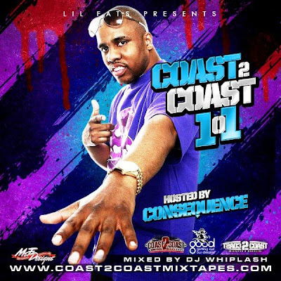 download: dj whiplash coast 2 coast mixtape vol.101 hosted by consequence