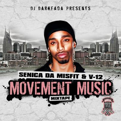 download: senica da misfit and v-12 movement music mixtape
