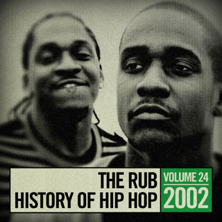 download the rub's history of hip-hop 2001 mix volume 24