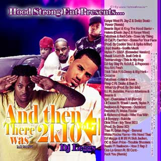 download: dj leggs and then there was 2k10 volume 7