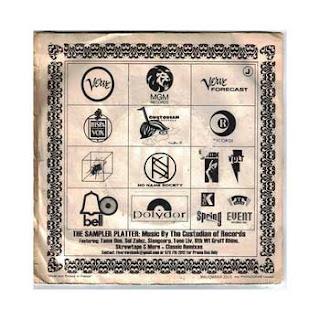 download : the custodian of records the sampler platter