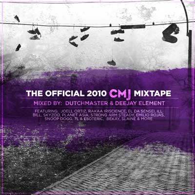 download : dutchmaster and deejay elements the official 2010 cmj mixtape