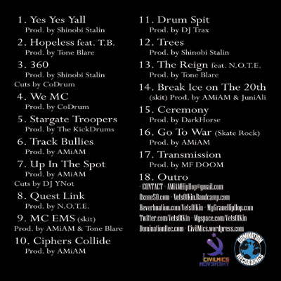 vets of kin pestilence tracklist