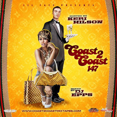 download : dj epps coast 2 coast mixtape volume 147 hosted by keri hilson