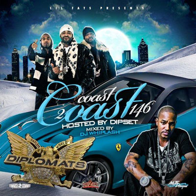 download : dj whiplash coast 2 coast mixtape volume 146 hosted by dipset