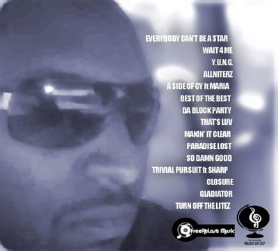 cyrano the blue bayou project tracklist