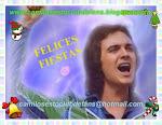 FELICES FIESTAS LES DESEA EL CLUB DE FANS