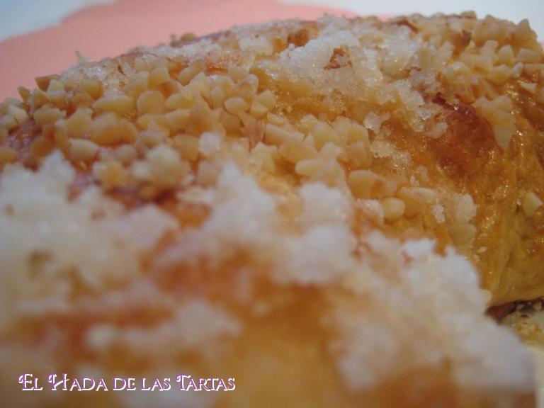 El hada de las tartas rosc n de reyes for Duo harinero