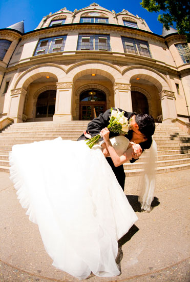 Seattle, WA university of washington best wedding photography