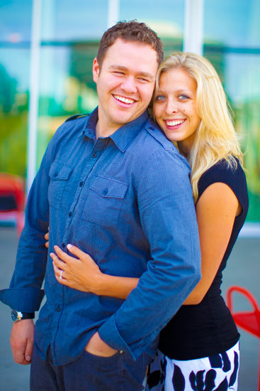 engagement session olympic sculpture park pictures, photographer