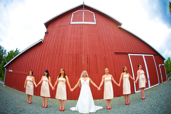 seattle wedding photographers, issaquah pickering barn