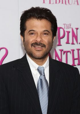 Anil Kapoor Pink Panther Premiere