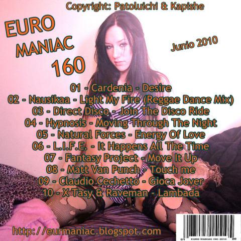 Euro Maniac Vol 160