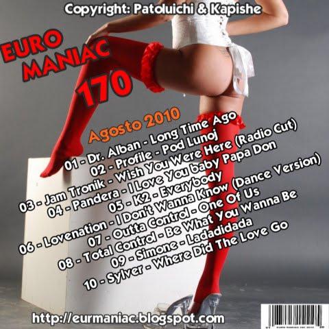 VA - Euro Maniac Vol 170