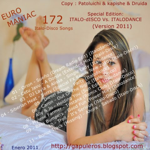 Euro Maniac Vol 172 (Version 2011)