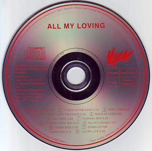 Fancy - All My Loving (Full + Bonuses)