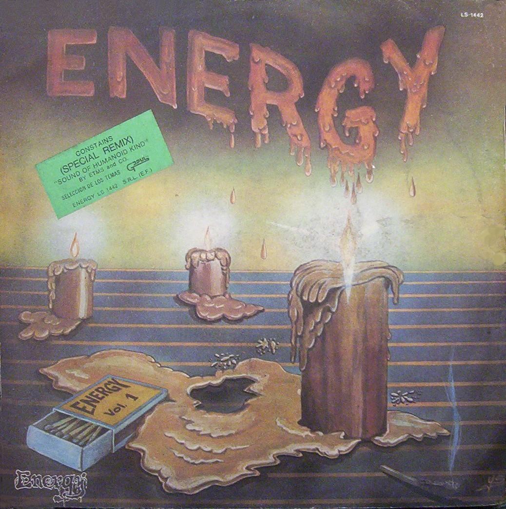 GAPUL S.A.: ENERGY DISCOGRAFY