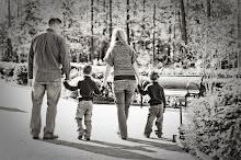 A walk through our life...