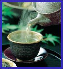 ¿Un té calentito?....