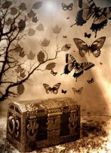 ===Gritos al viento...?=== Baul-y-mariposas