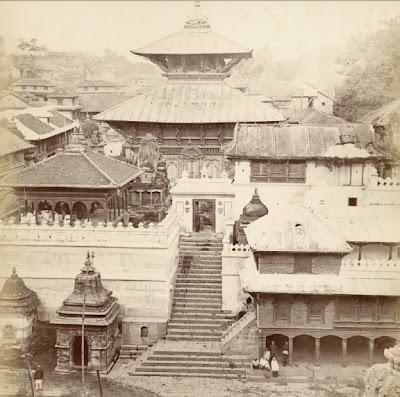 Jagadguru Kripaluji Maharaj will give historic speech at Pashupatinath temple