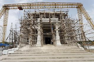 Prem Mandir was founded by Jagadguru Shree Kripaluji Maharaj