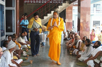 Shree Kripalu Maharaj charitable programs in Mangarh