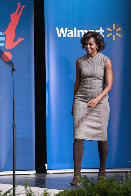 The Appreciation Of Booted News Women Blog Michelle Obama