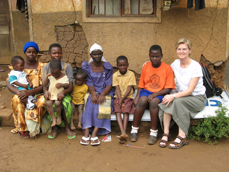 Compassion International, Uganda