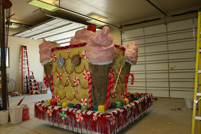 candyland parade float ideas