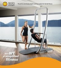 New designer functional fitness equipment for home gym and for Solo fitness gym
