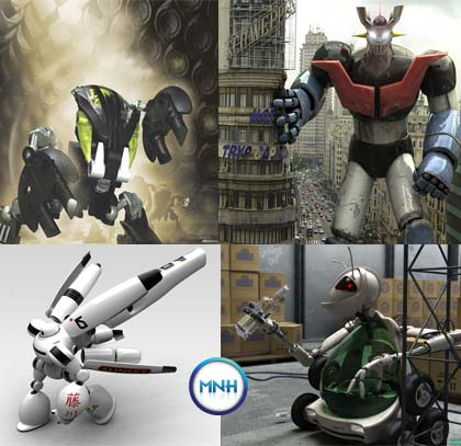 robot wallpapers. Humanoid Robot Wallpapers