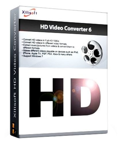 Xilisoft HD Video Converter 6.5.1.0120 Portable | 29.3 MB 1opspeedzodiac