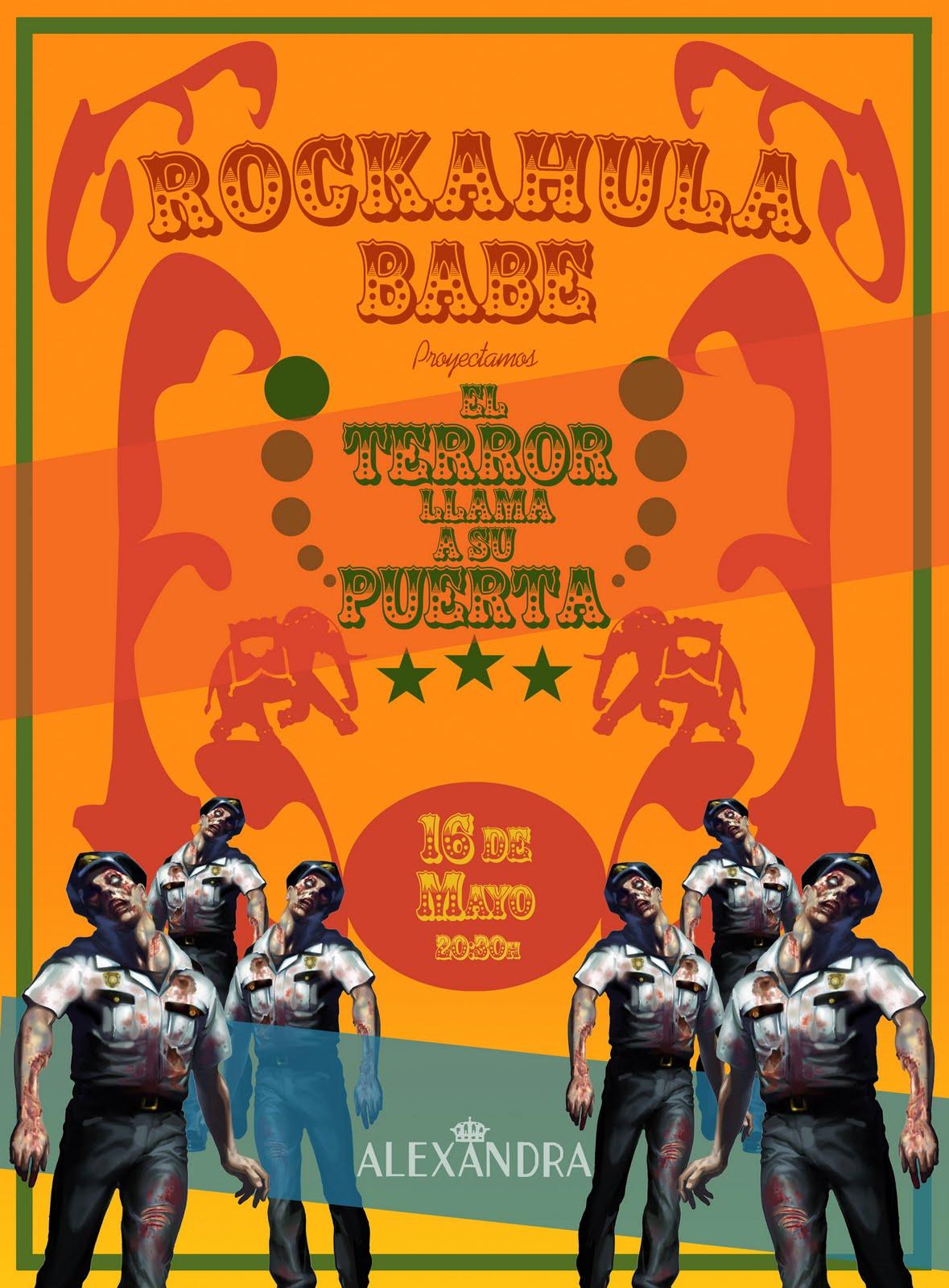 Rockahulababe, domingo 16 de Mayo