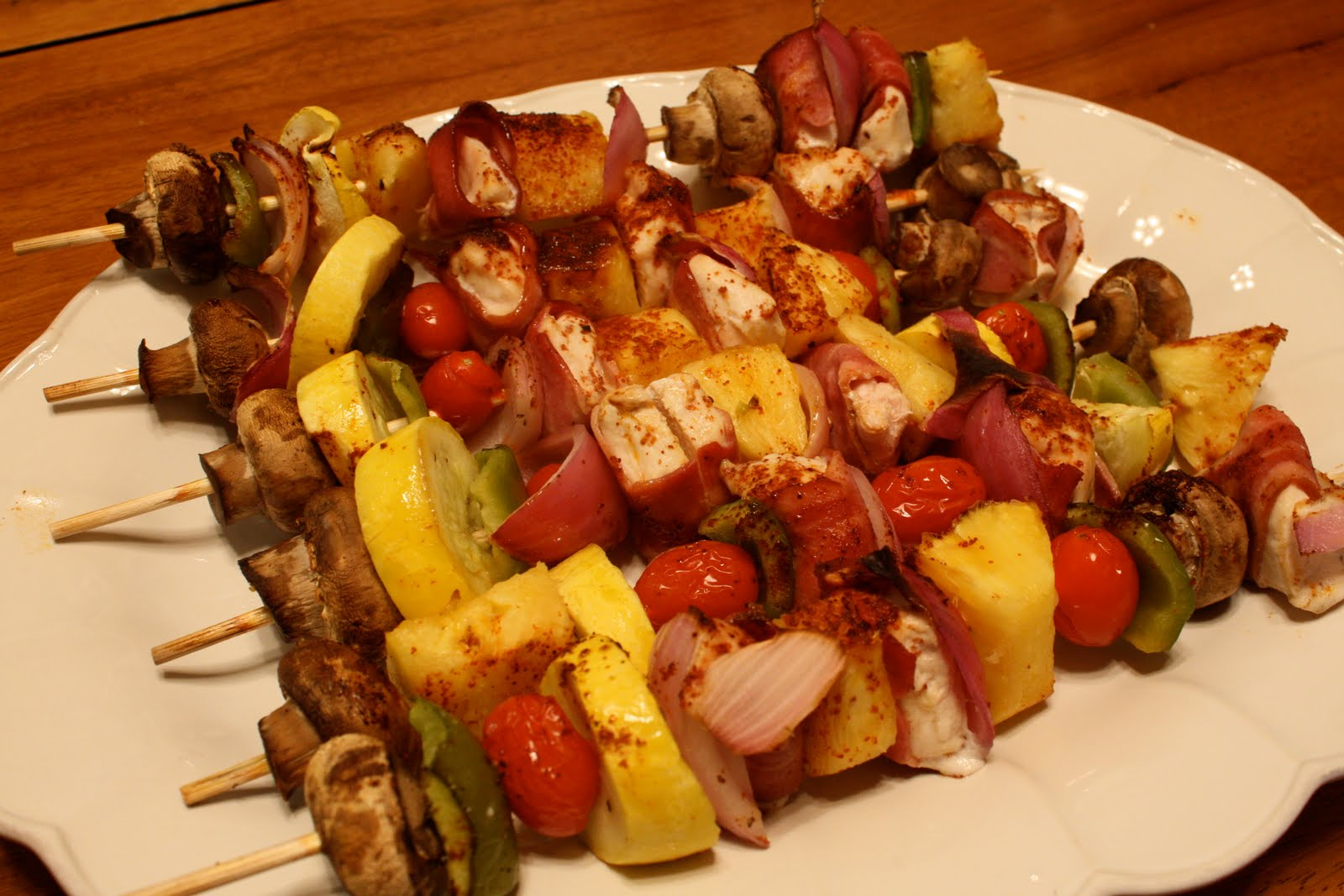 Chicken Kebab Recipe in the Oven 48