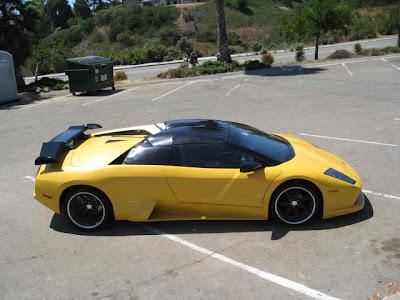Lamborghini Replica