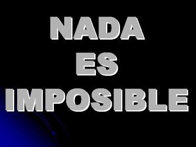 No hay mujer imposible