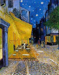 Van Gogh. Óleo sobre lienzo.