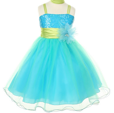 Graduation Dress on Turquoise And Green Dress Is Our Favorite Hands Down  This Dress
