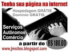 Tenha a sua HOME Page