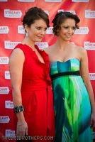 Taryn Southern and Taryn O'Neill