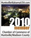 A Proud Member of the Huntsville Chamber of Commerce