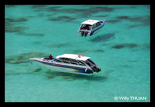 speedboats to the similan islands