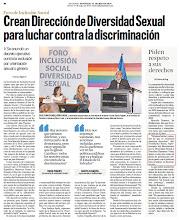 I Foro de Inclusión Social y Diversidad