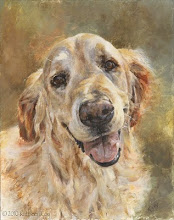 Kathleen Coy's Beautiful Picture of MaxDog