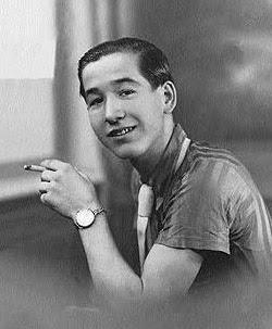 Хуанито Вальдеррама. Фото 1930-х годов. Juanito Valderrama, 1930's