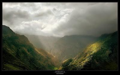 Красота армянской природы. Фото Арсена Мерабяна