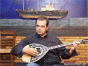 Вангелис Коракакис и его бузуки. Vangelis Korakakis and his famous bouzouki